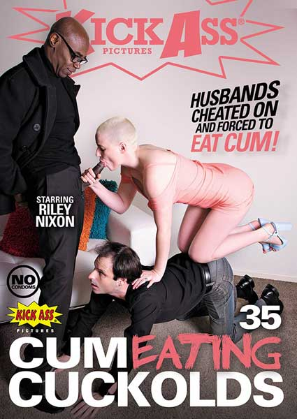 Cum Eating Cuckolds 35 Box Cover