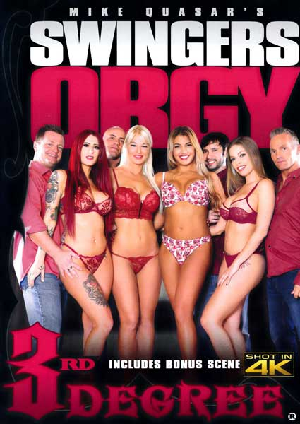 Swingers Orgy Box Cover