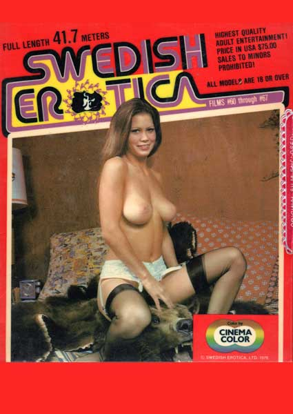 Swedish Erotica 62 - China Doll Box Cover