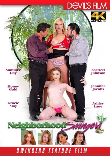 Neighborhood Swingers 21 Box Cover