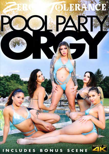 Pool Party Orgy Box Cover