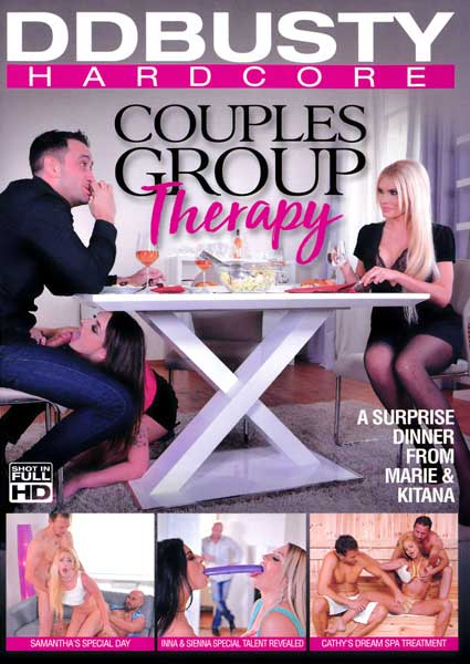 Couples Group Therapy Box Cover