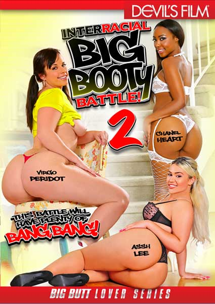 Interracial Big Booty Battle 2 Box Cover