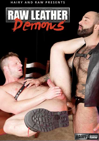 Raw Leather Demons Box Cover