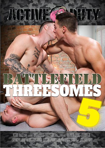 Battlefield Threesomes 5 Box Cover