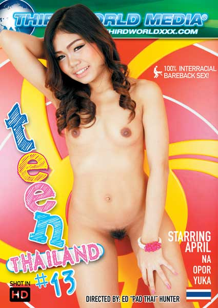 Teen Thailand 13 Box Cover