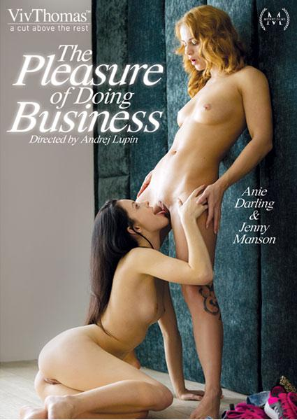 The Pleasure Of Doing Business Box Cover