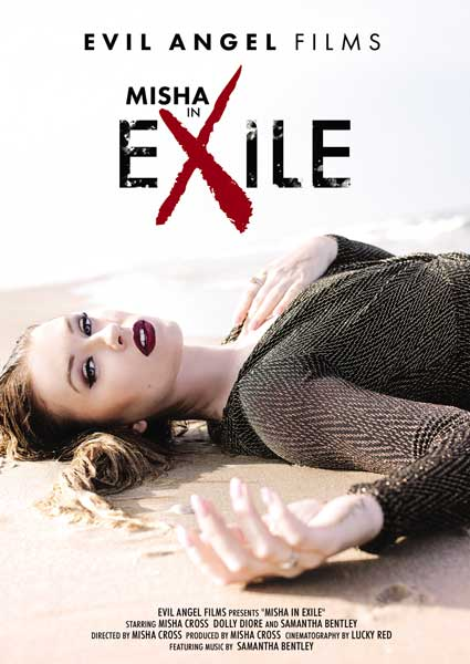 Misha In Exile Box Cover