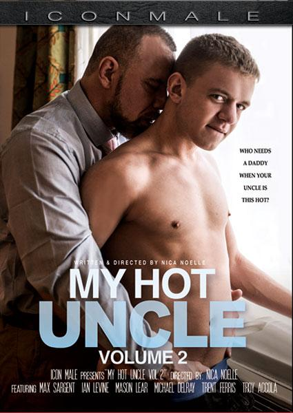 My Hot Uncle 2 Box Cover