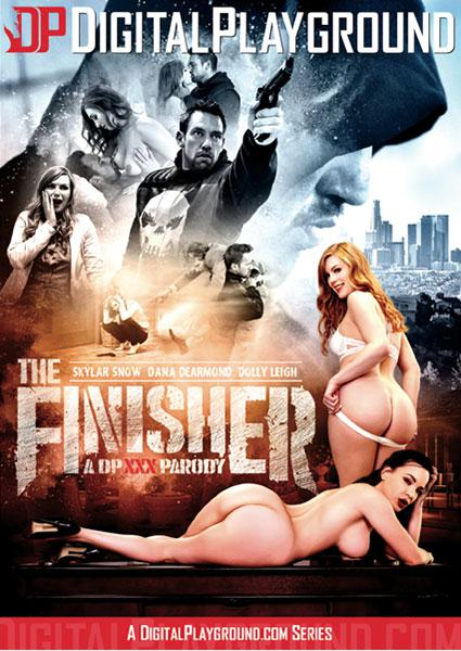 The Finisher - A DP XXX Parody Box Cover
