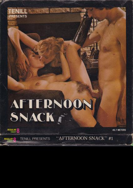 Tenill 1 - Afternoon Snack Box Cover