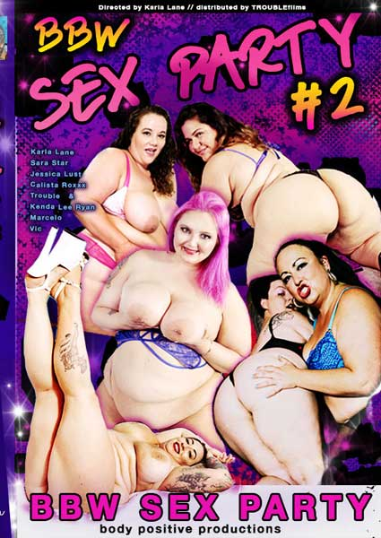 BBW Sex Party #2 Box Cover