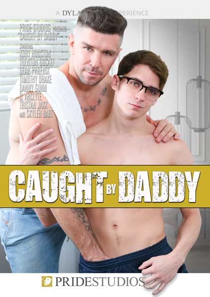 Caught By Daddy Box Cover
