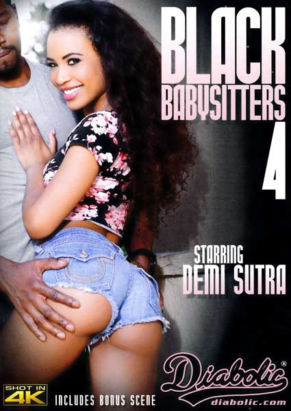 Black Babysitters 4 Box Cover