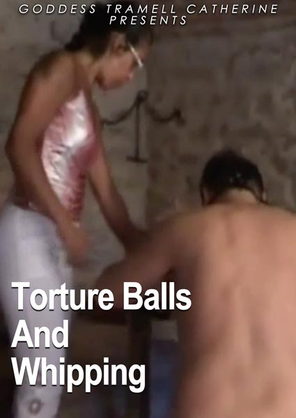 Torture Balls And Whipping Box Cover