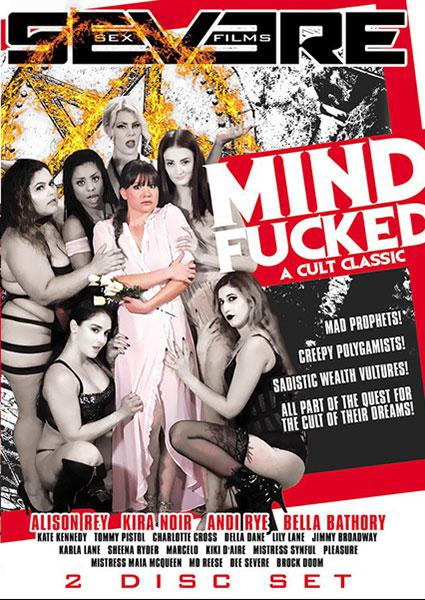 Mind Fucked - A Cult Classic Box Cover