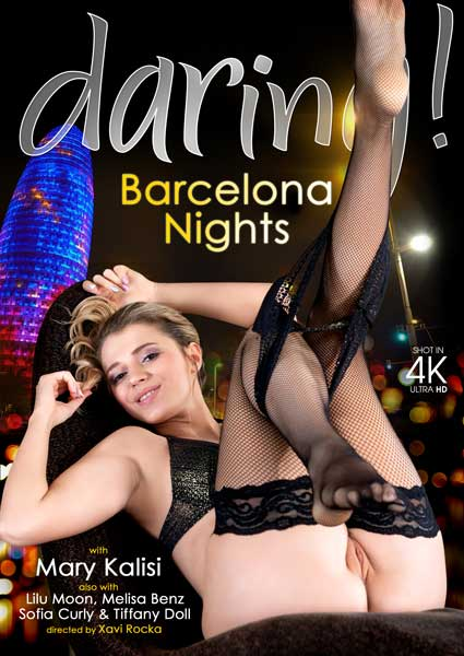 Barcelona Nights Box Cover