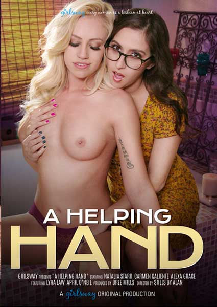 A Helping Hand Box Cover
