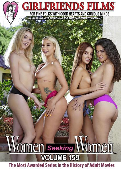 Women Seeking Women Volume 159 Box Cover