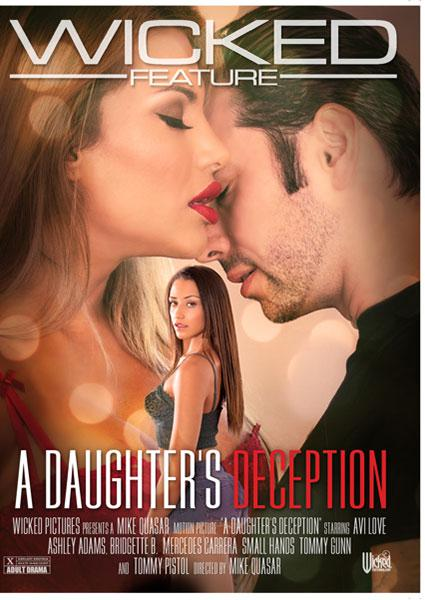 A Daughters Deception Box Cover