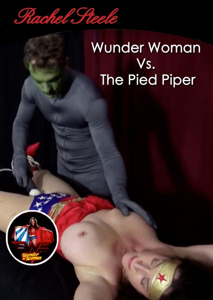 Wunder Woman Vs. The Pied Piper Box Cover
