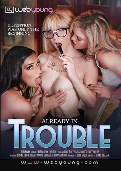 Already In Trouble Box Cover