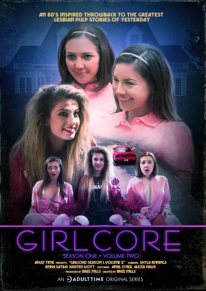 Girlcore 2 Box Cover