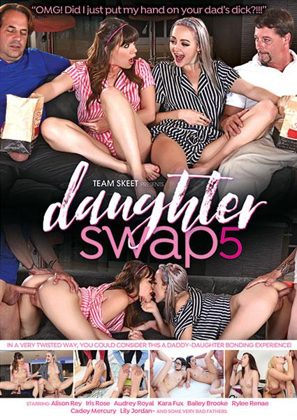 Daughter Swap 5 Box Cover