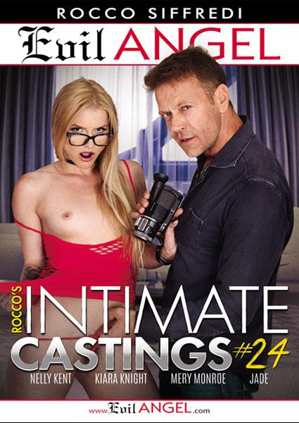 Rocco's Intimate Castings 24 Box Cover