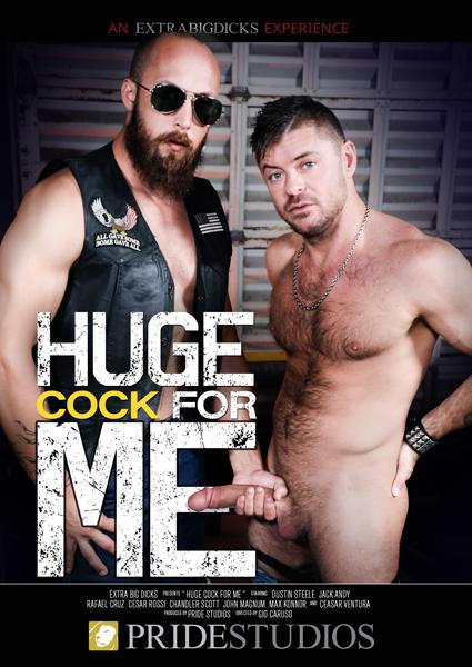 Huge Cock For Me Box Cover