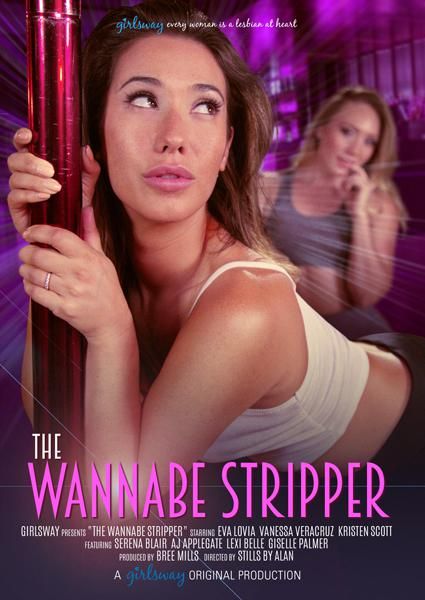 The Wannabe Stripper Box Cover