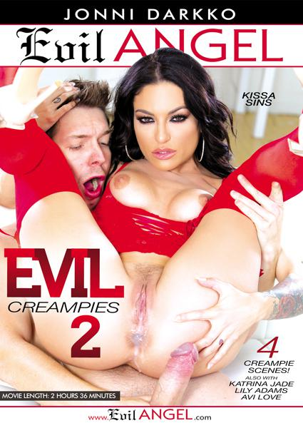 Evil Creampies 2 Box Cover