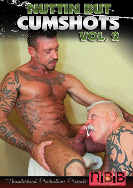 Nuttin' But CUMshots Vol. 2 Box Cover