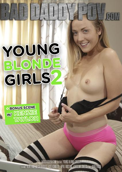 Young Blonde Girls 2 Box Cover