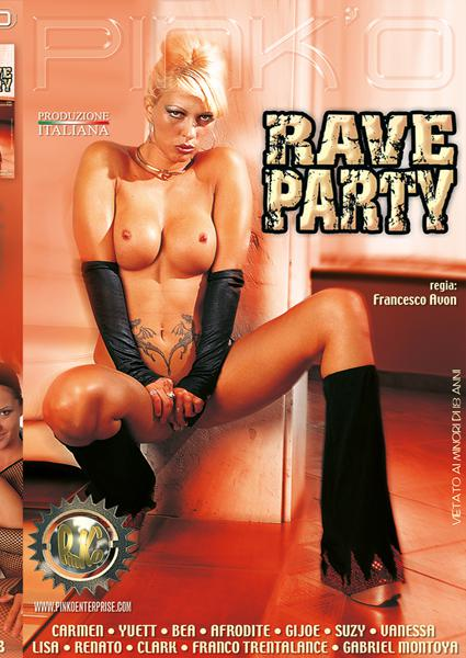 Rave Party Box Cover