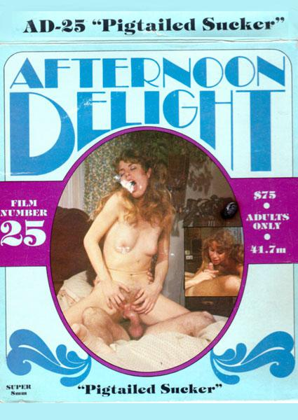 Afternoon Delight 25 - Pigtailed Sucker Box Cover