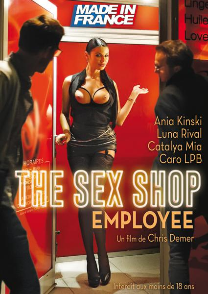 The Sex Shop Employee Box Cover