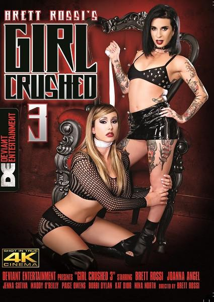 Girl Crushed 3 Box Cover