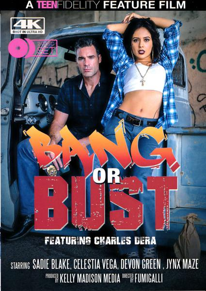 Bang Or Bust (Disc 2) Box Cover - Login to see Back