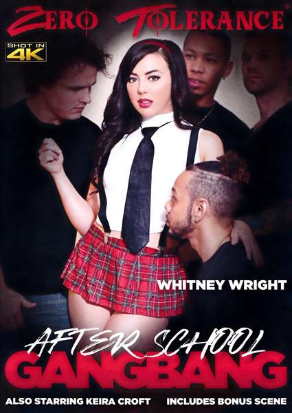 After School Gangbang Box Cover