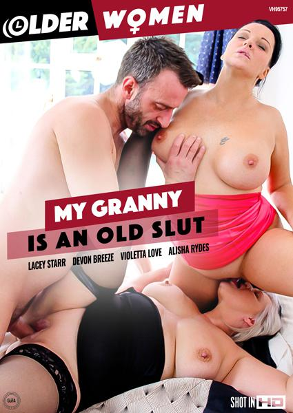 My Granny Is An Old Slut Box Cover