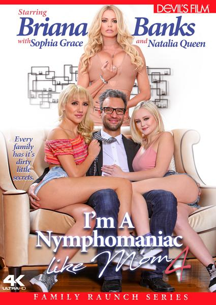 I'm A Nymphomaniac Like Mom 4 Box Cover