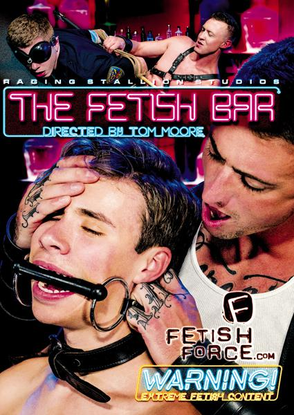 The Fetish Bar Box Cover - Login to see Back
