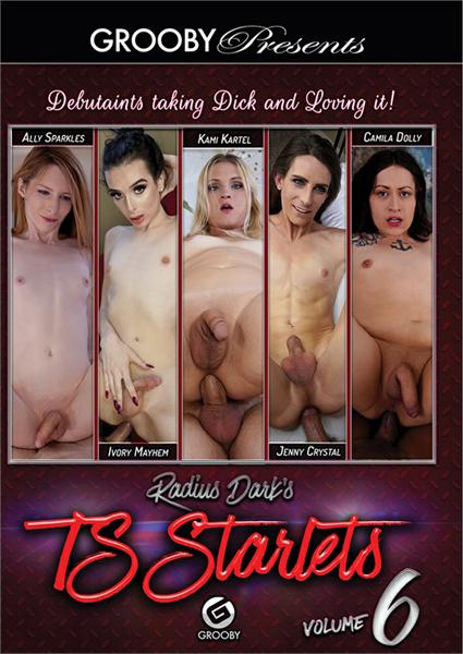 TS Starlets Volume 6 Box Cover
