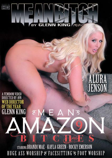 Mean Amazon Bitches 9 Box Cover