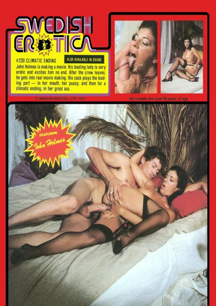 Swedish Erotica #230 - Climatic Ending Box Cover