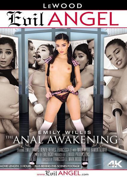 Emily Willis - The Anal Awakening Box Cover