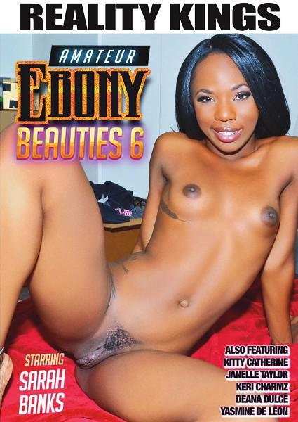 Amateur Ebony Beauties 6 Box Cover