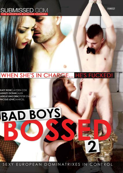 Bad Boys Bossed 2 Box Cover