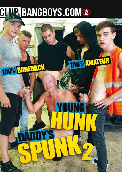 Young Hunk Daddys Spunk 2 Box Cover